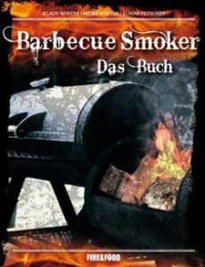 Barbecue Smoker - Das Buch