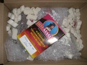 Paket von HotMamas