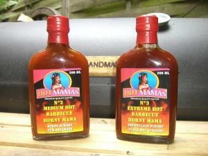 HotMamas Saucen No. 2 und No. 3