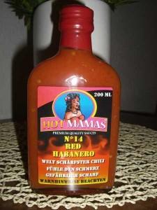 HotMamas Sauce No. 14