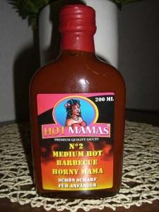 HotMamas Sauce No. 2