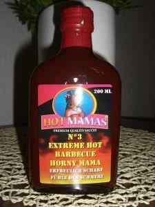 HotMamas Sauce No. 3