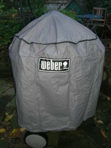 Weber One Touch Premium Speacial Edition mit Abdeckhaube