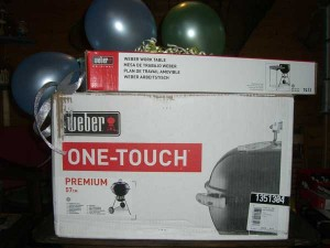 Weber One Touch Premium 57 cm Special Edition