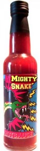 Hot Mighty Tiger Snake Sauce