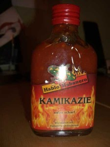 Kamikazie Sauce