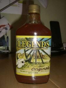 LEGENDS Premium Original BBQ Sauce