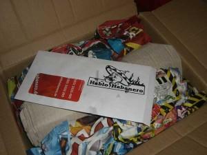 Paket von Hablo Habanero