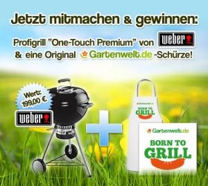 Gartenwelt.de Gewinnspiel