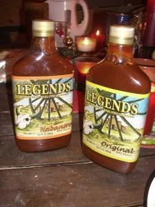 LEGENDS BBQ Saucen