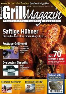 Grill-Magazin Ausgabe 03/2011