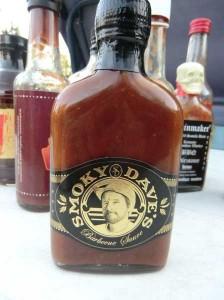 Smoky Dave's BBQ Sauce