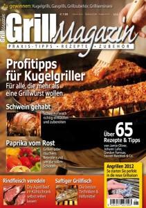 Grill-Magazin Ausgabe 01/2012