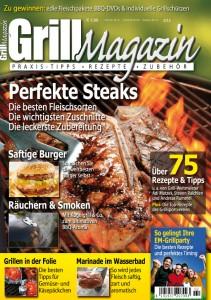 Grill-Magazin Ausgabe 02/2012
