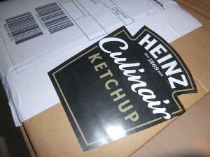 HEINZ Culinair Ketchup Paket