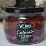 HEINZ Culinair Ketchup Gerösteter Knoblauc, Thymian und Honig