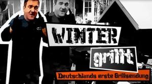 Winter grillt - Deutschlands erste Grillsendung