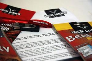 JACK LINK'S Beef Jerky Testpaket
