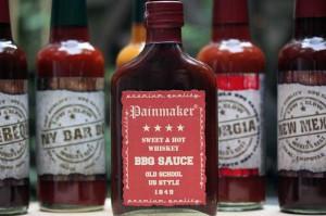 Painmaker 1849 BBQ Sauce Sweet & Hot
