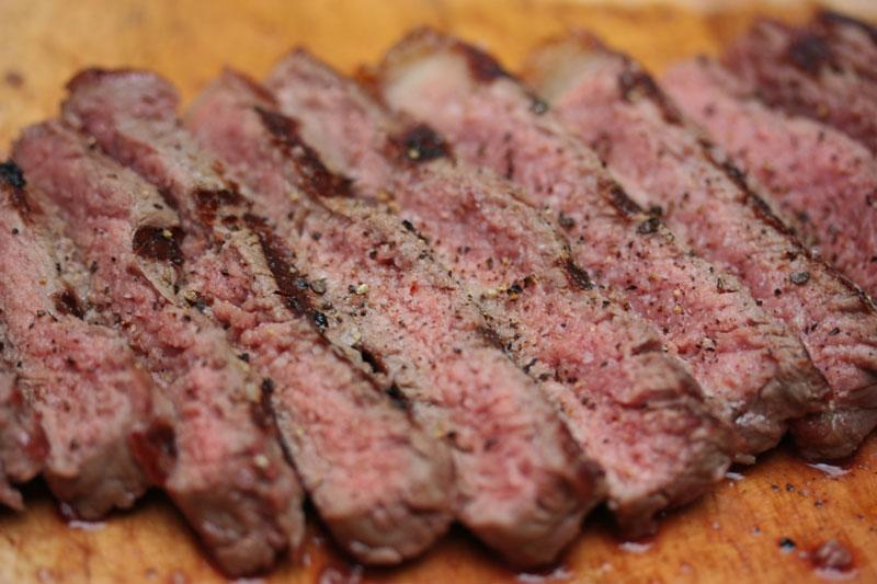 Irish Beef Strip Loin