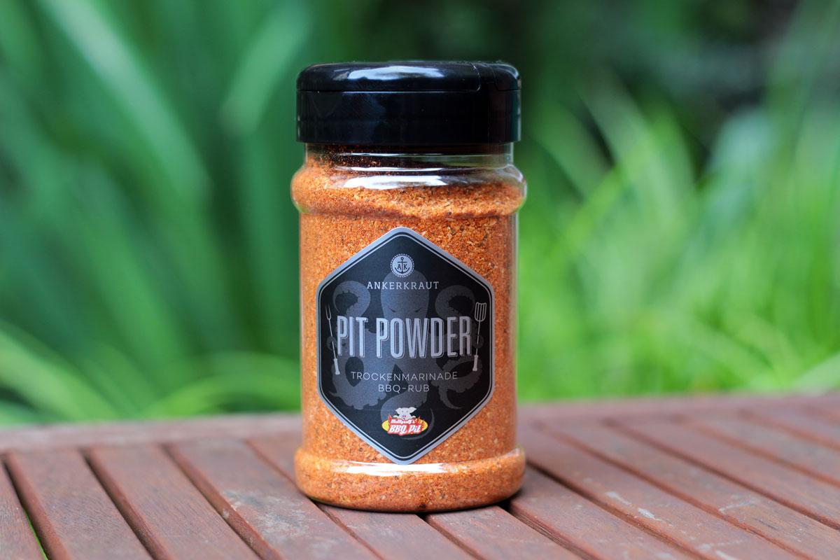 Pit Powder von bbqpit.de bei Ankerkraut
