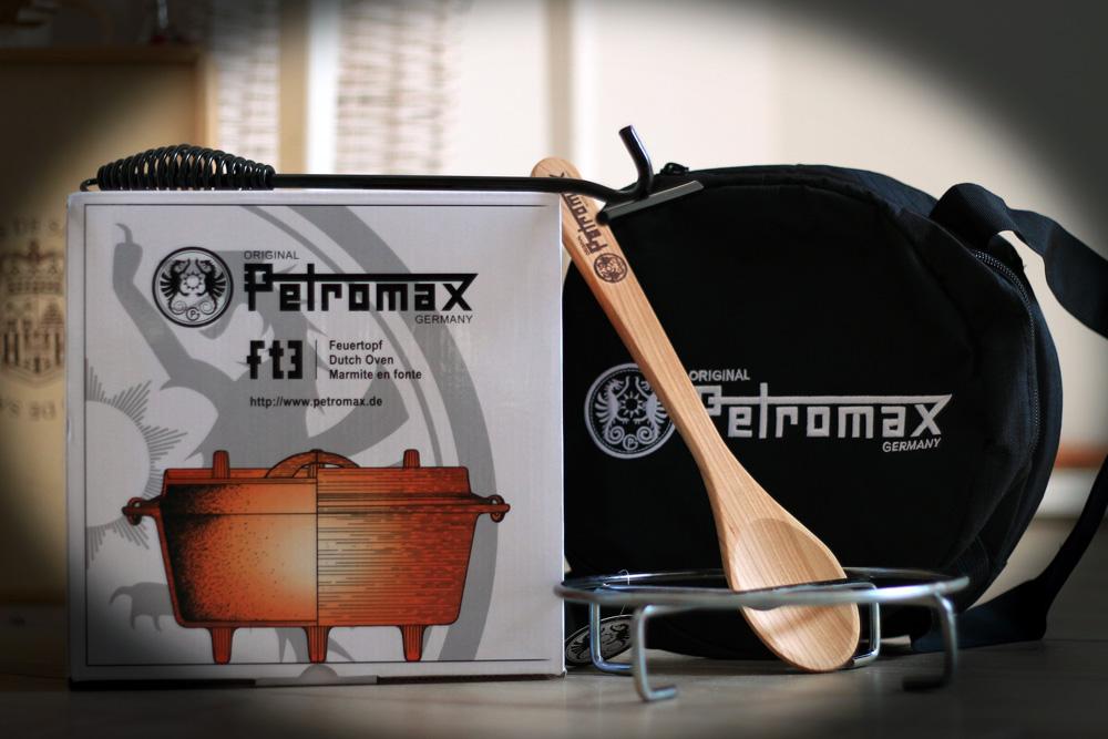 Petromax FT3 Set
