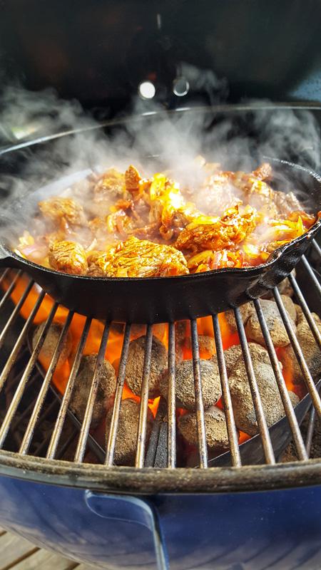 Smokey Italian Beef