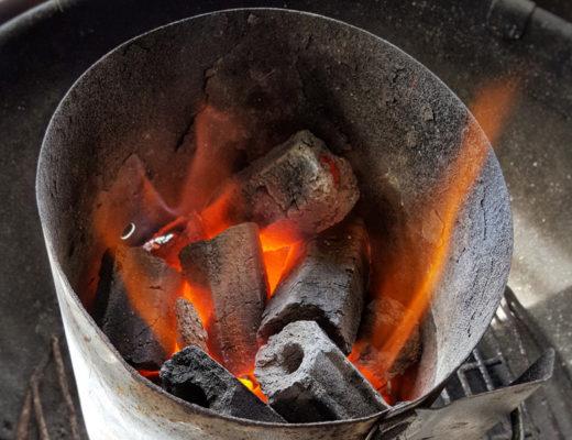 BBQ-KOHLE