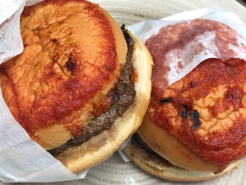 Wet Burger (Islak Burger)
